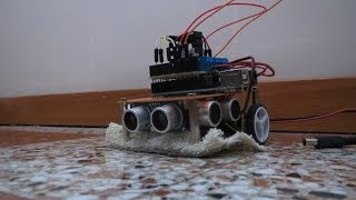 getlinkyoutube.com-ARDUINO Cleaner Bot