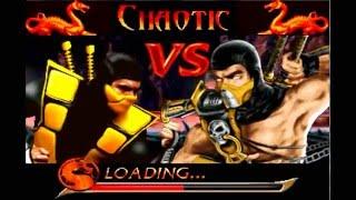 getlinkyoutube.com-Mortal Kombat Chaotic 2.0.2 (M.U.G.E.N) Scorpion  HD
