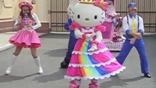 getlinkyoutube.com-Hello Kitty's Dream World