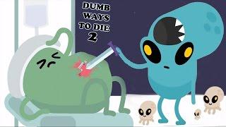 getlinkyoutube.com-Dumb WAYs To Die 2 - New Space Alien👽 | AREA FIFTYDUMB All Funny Ways TO Die