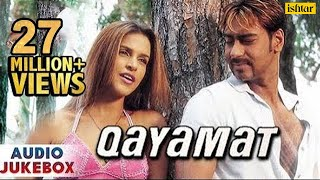 Qayamat - Bollywood Full Songs | Ajay Devgan, Suniel Shetty, Neha Dhupia | JUKEBOX | Romantic Hits