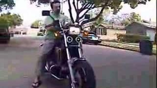 getlinkyoutube.com-1985 Honda V65 Magna