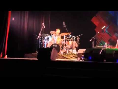 TOHPATI & ETHNOMISSION   Drum Solo by M.Iqball
