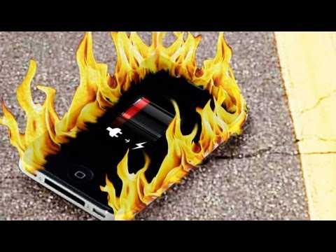 IPHONE BATTERY FAIL