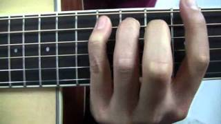 [기타인]  [통기타배우기] - 크로매틱 연습하기