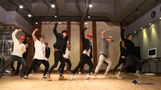 getlinkyoutube.com-B.A.P - Young, Wild & Free 안무영상(Dance Practice)