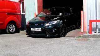 getlinkyoutube.com-Ford Focus RS RS500 Turbo Back Exhaust System