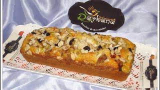 getlinkyoutube.com-Cake salé au thon شهيوات ريحانة كمال كيك مالح بالتونة