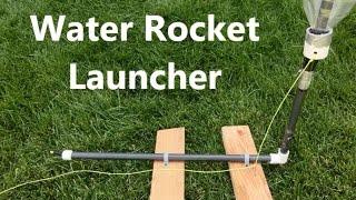 getlinkyoutube.com-How to build a water rocket launcher