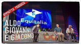 Equitalia (1 di 2) - Ammutta Muddica | Aldo Giovanni e Giacomo