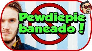 getlinkyoutube.com-PEWDIEPIE BANEADO !