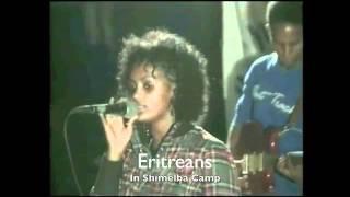 getlinkyoutube.com-Niyat Kidane - Eritreans in Shimelba camp Ethiopia