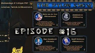 EP.#16 Of ThePylonShow.com With @ZGGaming & @RotterdaM08
