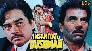 Insaniyat Ke Dushman Full Movie | Hindi Movies Full Movie | Hindi Movies | Dharmendra Full Movies