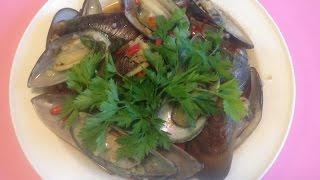 getlinkyoutube.com-หอยแมลงภู่ นิวซีแลนด์ อบพริกเกลือ