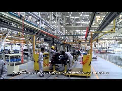 Видение компании Dongfeng Trucks