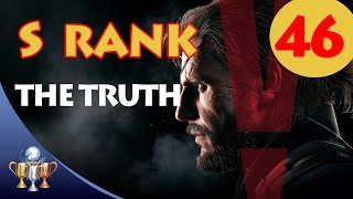 getlinkyoutube.com-Metal Gear Solid V The Phantom Pain - How to Unlock Mission 46 The Man Who Sold The World - S RANK