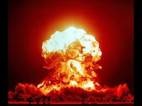 Call of Duty 4 Modern Warfare : Nuclear / Atomic Explosion [ FULL HD ]