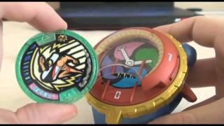 getlinkyoutube.com-Yokai Watch: New Yokai Medal Review 21/January/16 (Z 2nd Series)