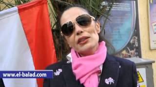 شريهان:وافقت على الدستور لأقول نعم لمصر