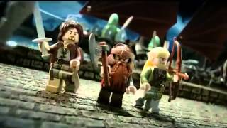 Lego Lord of the Rings 2013 Commercial