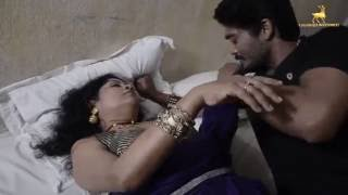 Hot Aunty Romance With Young Boy | Latest Bangali Hot Short Film 2016 | Hot Bed Scene