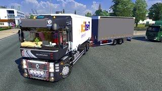 getlinkyoutube.com-Renault Tandem ETS2 (Euro Truck Simulator 2)