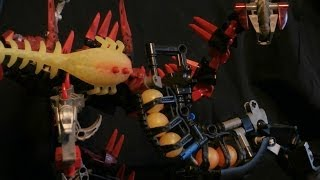 getlinkyoutube.com-bionicle moc review nightmare dragon