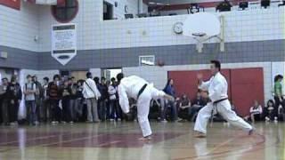 getlinkyoutube.com-Shito Ryu vs Goju Ryu