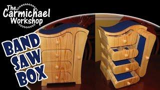getlinkyoutube.com-How to Make a Bandsaw Box