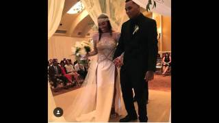 getlinkyoutube.com-Kevin Gates married Dreka! #IDGT rapper posts wedding photos on Instagram! #BWA