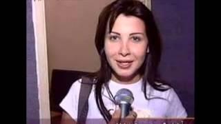 getlinkyoutube.com-شاهد النجمة نانسى عجرم بدون ماكياج ولاحظ الفارق الكبير