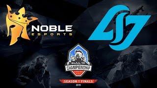 getlinkyoutube.com-Halo - Noble Black vs. CLG - Halo Championship Series - Season 1 - Loser's Final