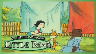 getlinkyoutube.com-Little Bear | Little Bear's Garden / Prince Little Bear / A Painting for Emily - Ep. 21