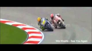 getlinkyoutube.com-Valentino Rossi and Marco Simoncelli