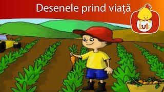 getlinkyoutube.com-Desenele prind viață - La ferma, pentru copii