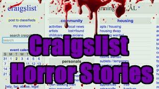 getlinkyoutube.com-3 Scary True Craigslist Horror Stories - Vol. 4