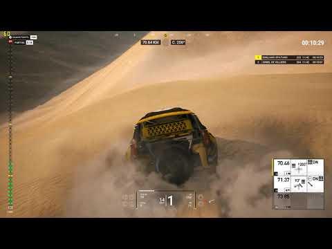 Dakar 18   Renault Duster   Peru