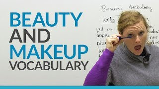 getlinkyoutube.com-Learn English Vocabulary: Beauty and Makeup