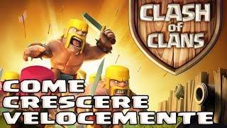 getlinkyoutube.com-Clash of Clans: 10 consigli per crescere in fretta by Jakidale