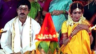 Subhalagnam Full Movie    Part 01/12    Jagapati Babu, Aamani, Roja