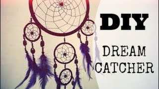 getlinkyoutube.com-DIY - dream catcher/ filtro dos sonhos