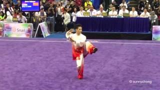 getlinkyoutube.com-第13届世界武术锦标赛男子太极拳冠军 - 陈洲理