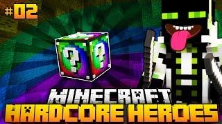 getlinkyoutube.com-FLOOO wo BIST DU?! - Minecraft Hardcore Heroes #02 [Deutsch/HD]