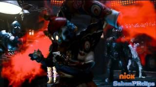 getlinkyoutube.com-Power Rangers Dino Charge - Sync or Swim - Opening Scene