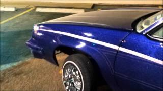 getlinkyoutube.com-Mike's Candy Purple 84' Cutlass Crucial Divination C.C.