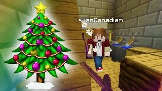 """Minecraft 3v3 """"CHRISTMAS TOWN PVP"""" Minecraft PvP with The Pack!"""