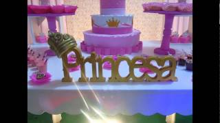 getlinkyoutube.com-Festa Infantil - Princesa Nicolly