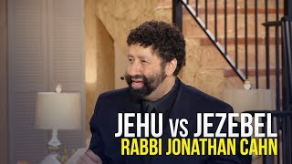 Jehu vs Jezebel - Rabbi Jonathan Cahn on The Jim Bakker Show