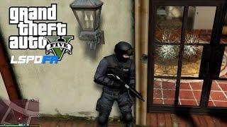 getlinkyoutube.com-GTA 5 SWAT NOOSE Patrol - LSPDFR 0.2a Police Mod #10